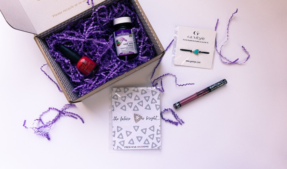 love goodly july box