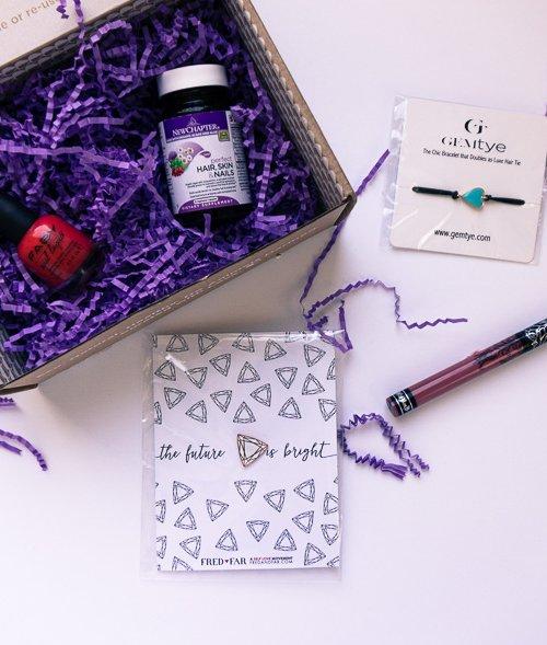 love goodly july box