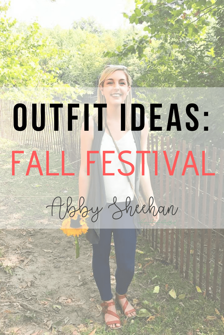Outfit inspiration for the transition time of fall weather! Cute outfits to wear on any beautiful fall day. #ootd #outfitoftheday #falloutfits #falloutfit #outfitideas #outfitidea #outfitinspiration #fallfestival