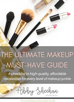 Makeup Guide Cover